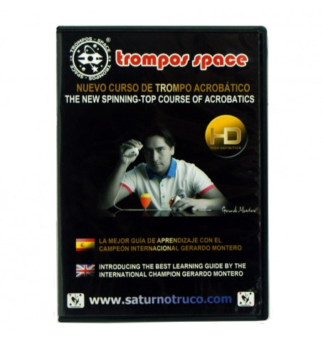 DVD Tutorial de Trucos